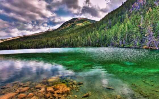 река, природа, relax