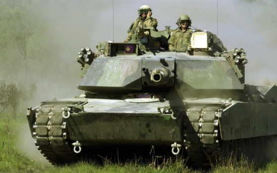 абрамс, танк