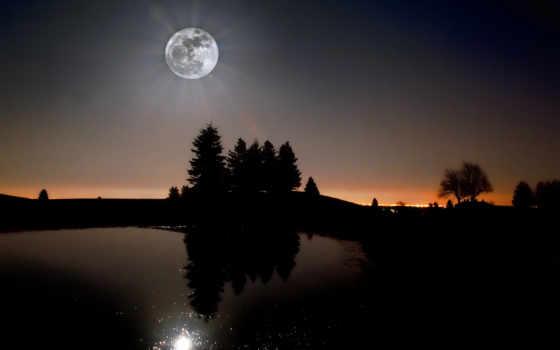 луна, суперлуние, земляне