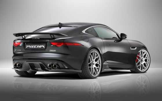 jaguar, вид, piecha, design, coupe, pr,
