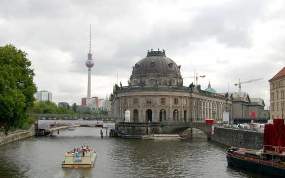 je, города, od, grad, muzejsko, ostrvo, najveći, houses, изображение, картинку, nemačke, november,