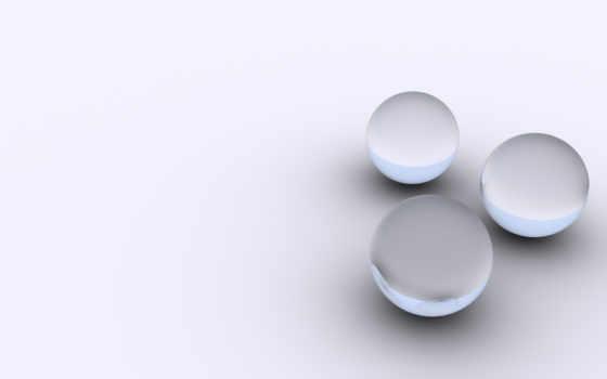 круги, шары