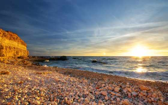 природы, прекрасными, уголками, море, ocean, часть, картинка, скалы, побережье, пляж, letitbit, пейзажи, рисунки, пейзажей, удивительных,