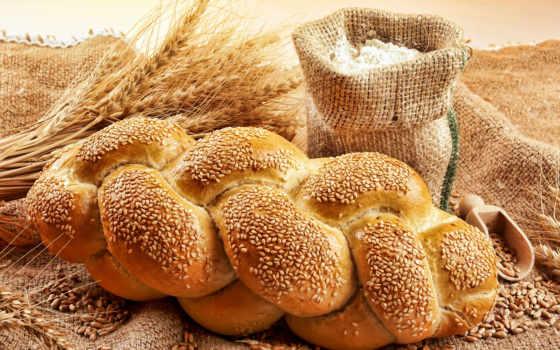 хлеб, цен, муки