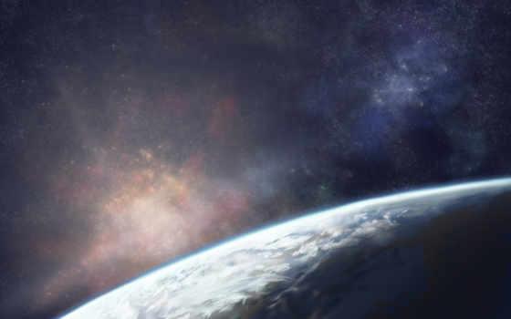 cosmos, небо, planet