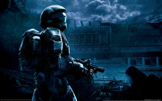halo, odst