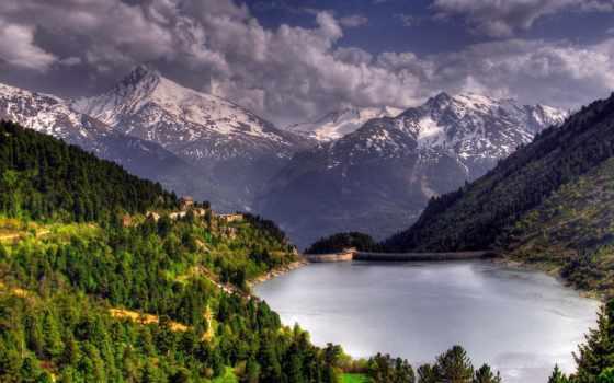 горы, гори, природа