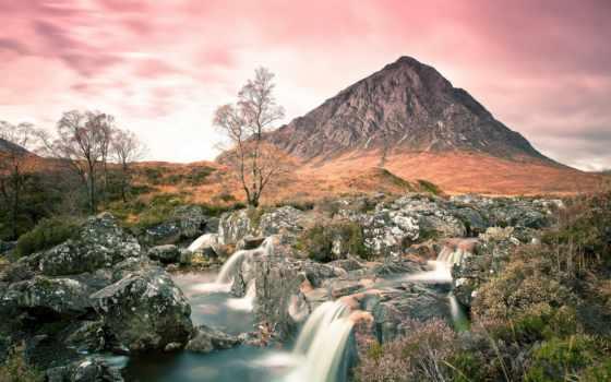 гора, самых, мест, buachaille, страница, etive, интересных, гленко, арарат, landscapes,