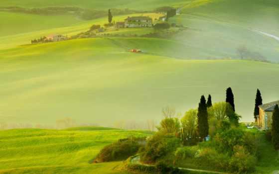 tuscany, italy, slow