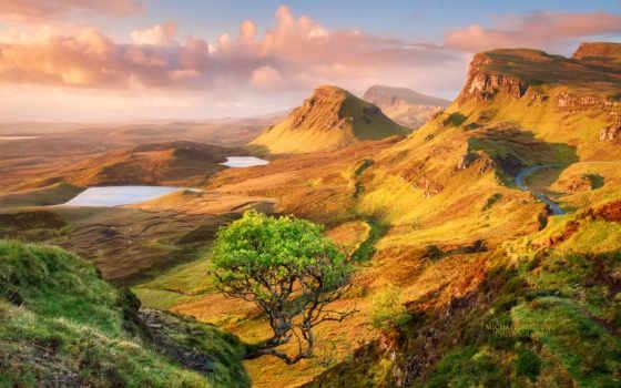 места, scotia, мест, интересные, quiraing, isle, skye, шотландии, владимирова, самых,