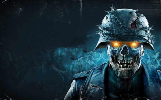 зомби, армия, dead, war, game, resident, злой