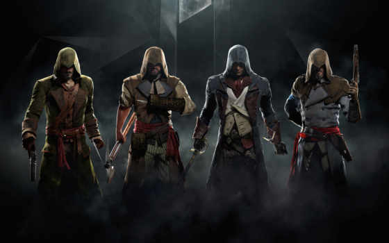 creed, unity, assassin