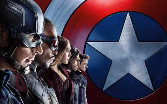 captain, america, civil, war, команда,