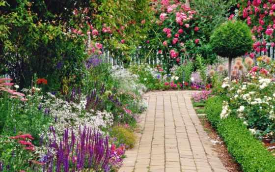 garden, красивый, цветами, пользователя, коллекция, своими, яndex, руками, сада,