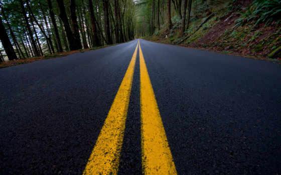 сплошная, двойная, line, пересечение, fine, за, solid, double, линии, дорога, разметки,