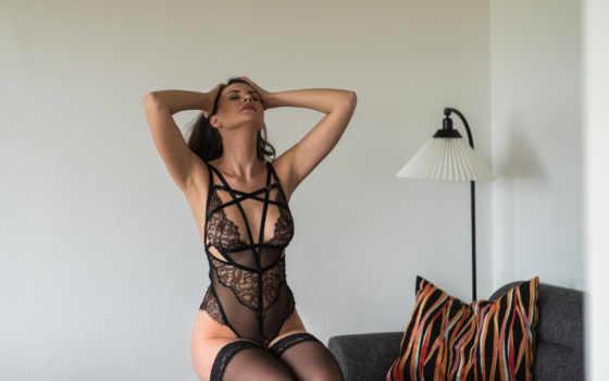, черное белье, дамское белье, одежда, предмет нижнего белья, бедро, нога, провокатор, lingerie top, чулок, модель,