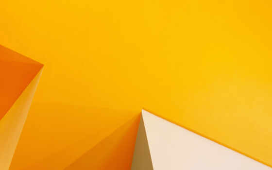 mobile, yellow, abstract, окно, оранжевый, плоский