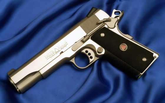 оружие, кольт