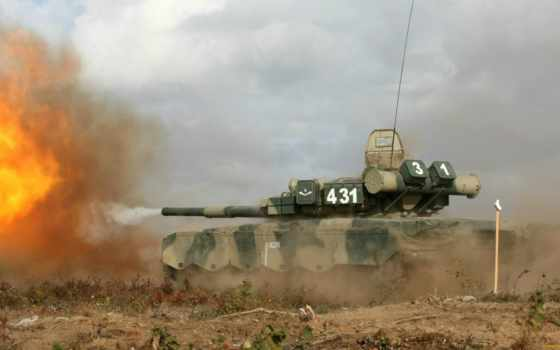 танк, военная, техника