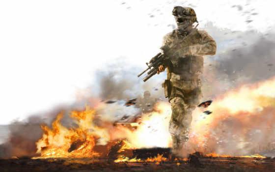 современный, warfare, duty Фон № 119228 разрешение 1920x1200