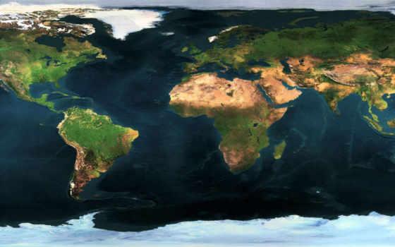 качественные, большие, map, мира, land, planet, свет,
