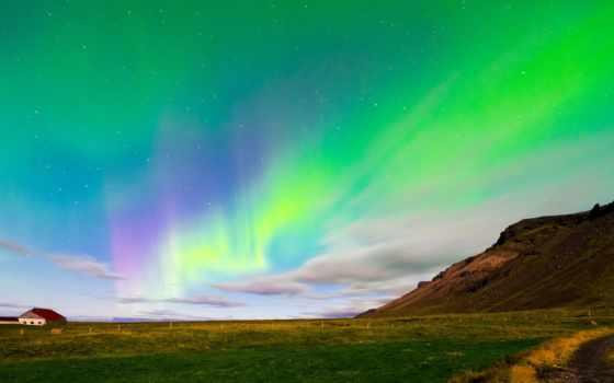 небо, hiện, quang, cực, природа, tàng, clouds,