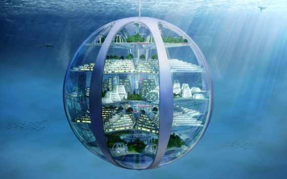 будущего, город, города, коллекция, подводные, будет, яndex, architecture, лет,