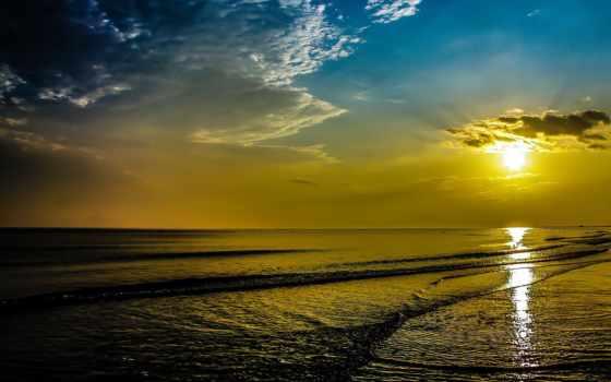 фон, images, free, sun, освещает, море, вконтакте, природа,