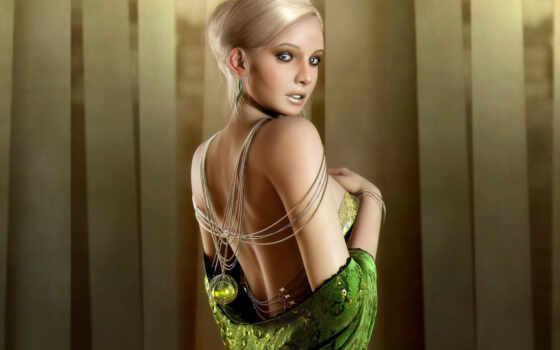 fantasy, blonde Фон № 17027 разрешение 1920x1200