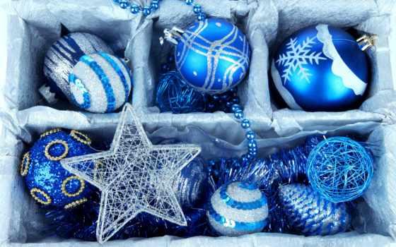 новогодние, дек, шарики Фон № 58572 разрешение 2560x1600