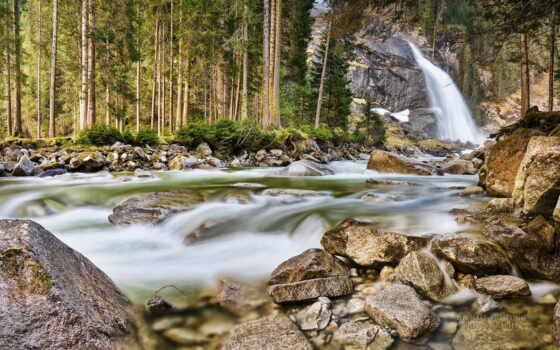breitung, michael, водопад, лес, австрия, остров, острова, море, сейшельские,