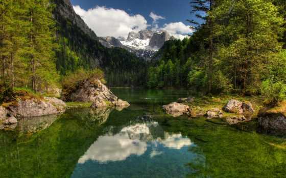 природа, хорошем, качестве, austrian, разная, интересная, широкоформатные, количество,