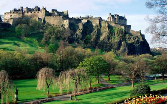 башня, парковая, мост, zone, castle, замки, замка, around,