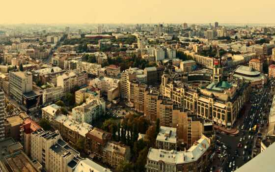 киев, ukrainian, город, свой, wpapers, совершенно,