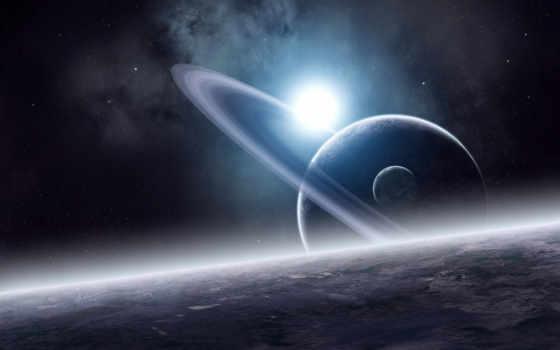 cosmos, сатурн, planet, звезды, сатурна, планеты, юпитер, космоса, за,
