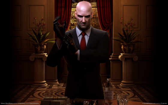 hitman, money