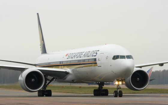 лайнер, самолёт Фон № 21279 разрешение 1920x1200
