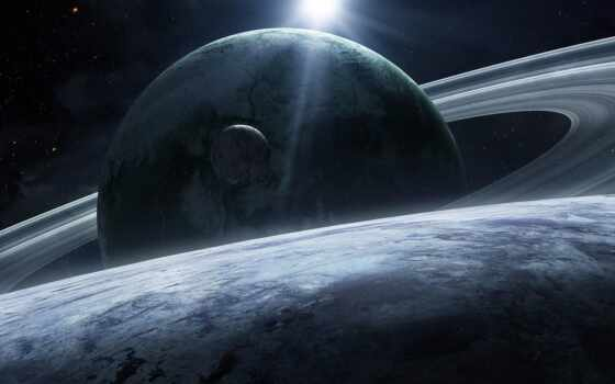 планеты, звезды Фон № 24380 разрешение 1920x1080