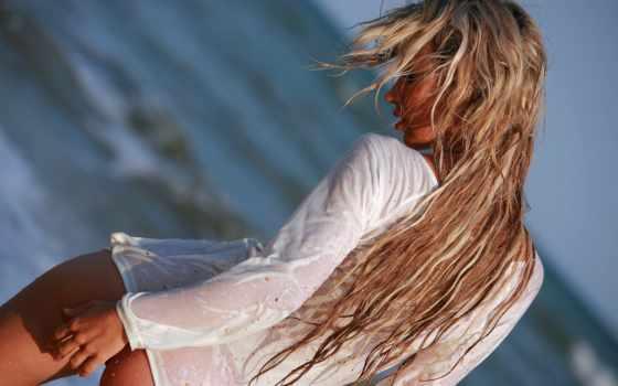 девушка, мокрая, девушки Фон № 38778 разрешение 1920x1200