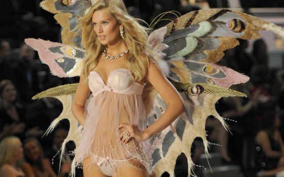 victoria, secret, toni, garrn, fashion, показать,