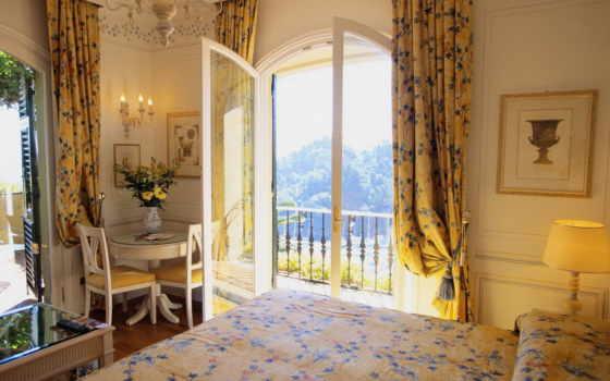 окна, французские, спальни