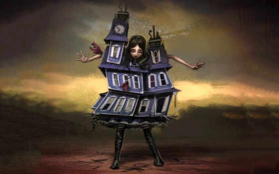 madness, алиса, returns, арты, игры,