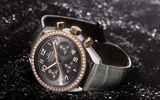 omega, девушки, часы