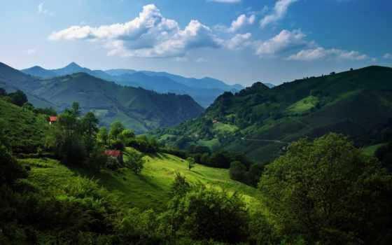 горы, природа, landscape Фон № 86736 разрешение 1920x1080