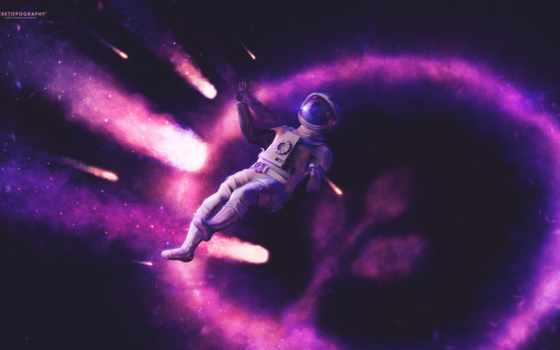 космос, астронавт, масть, dead, tumblr, art,