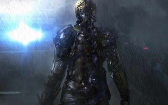 fantasy, мужчина, киборги, картинка, deviantart, cyborg, art, kingdoms, concept,