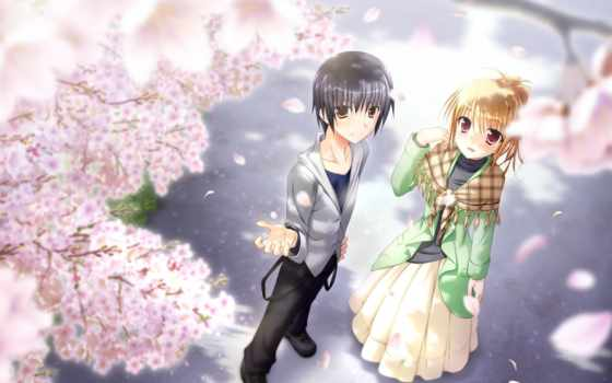 anime, девушка, boy, pinterest, characters, пара, коната, yori,