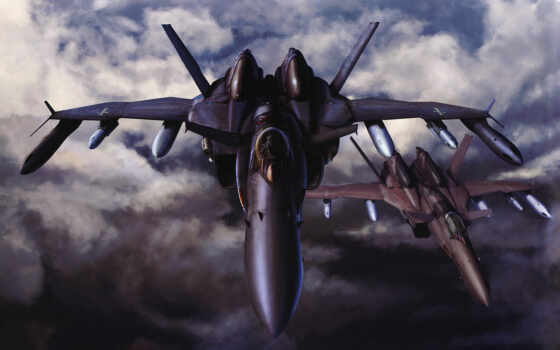 macross, zero, wallpaper, aircraft, sv, anime, dow