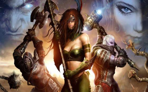 battle, fantasy, , legends, norrath, forsworn,