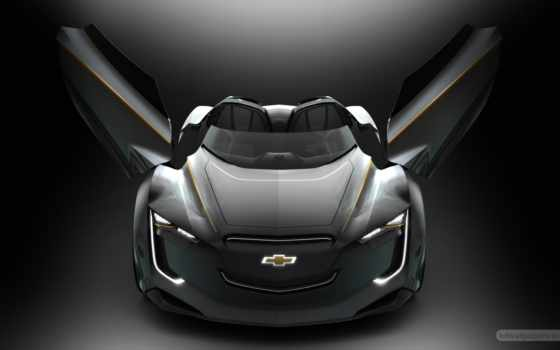 new, concept, car